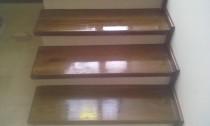 scari interioare lemn beton