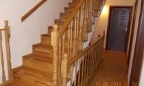 placare scari din lemn pe beton