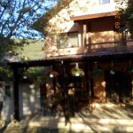 Terasa din lemn exterior