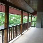 Terasa din lemn Tecuci